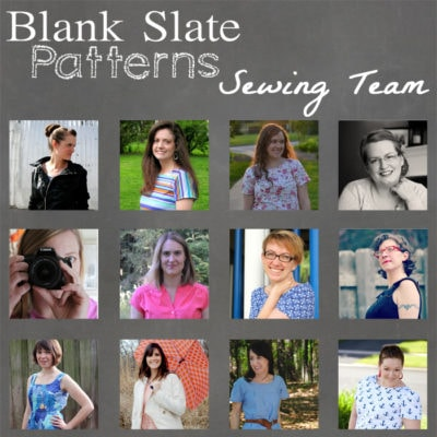 Meet the New Blank Slate Patterns Sewing Team!