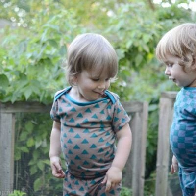 Sleepover Pajamas with If Only They Would Nap – Blank Slate Patterns Sewing Team