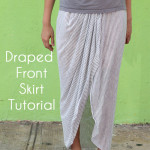 Draped Skirt Tutorial