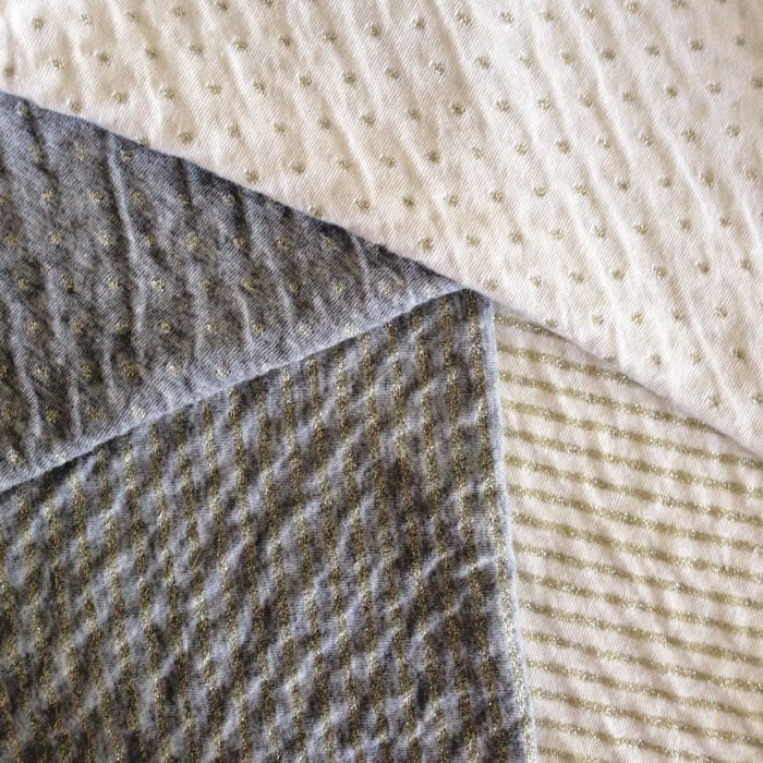 Double knit fabric - Melly Sews