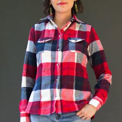 Novelista Shirt Pattern Release