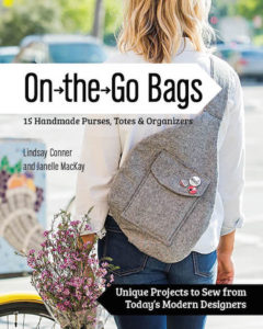 On the Go Bags - Book Review by Melly Sews