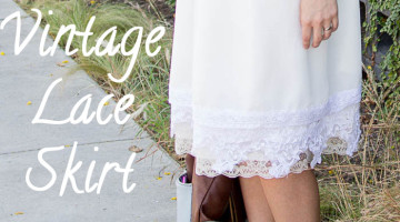 Chiffon Skirt and Just For You Book Review