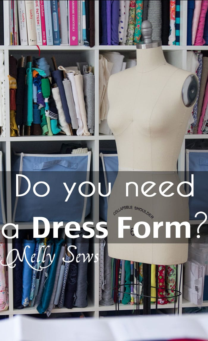 The Best Dress Form to Buy and Do You Even Need One? - Melly Sews