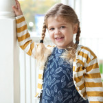 Ruffled Cardigan with Pattern Revolution – Blank Slate Sewing Team