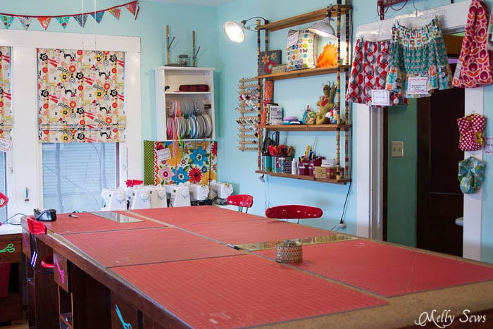 Stitch Lab, Fabric Shop in Austin, TX - Austin Notebook, Melly Sews