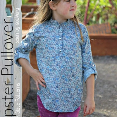 Prepster Pullover with sewVery – Blank Slate Patterns Sewing Team