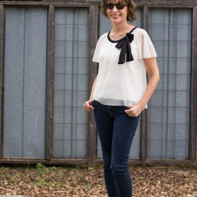 Wintersong Dress to Wintersong Top Pattern Hack