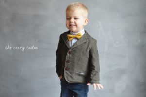 Basic Blazer sewing pattern by Blank Slate Patterns sewn by The Crazy Tailor - Melly Sews