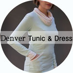 Denver Tunic & Dress Sewing Pattern by Blank Slate Patterns