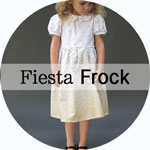 Fiesta Frock Sewing Patter by Blank Slate Patterns