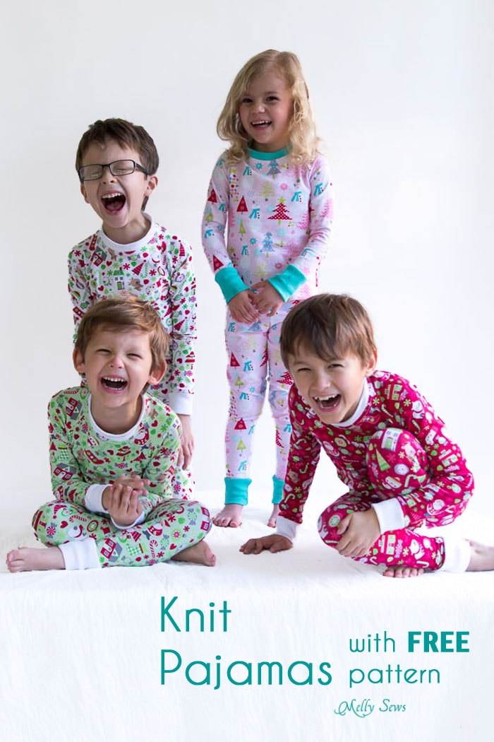 how to make goat kid pajamas