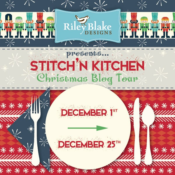 Stitch 'n Kitchen - Riley Blake