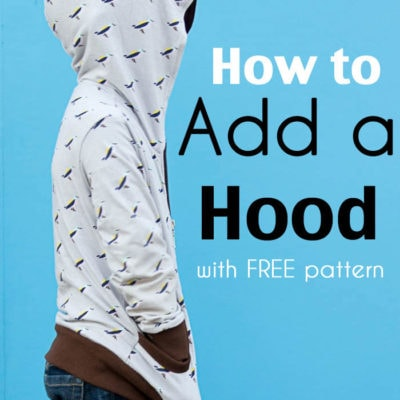 How to Add a Hood to a Jacket