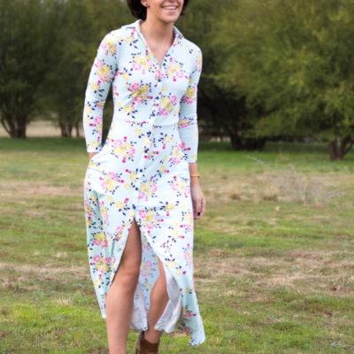 Marbella Dress – New Pattern