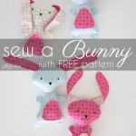DIY Easter Bunny – Wonderland Fabrics