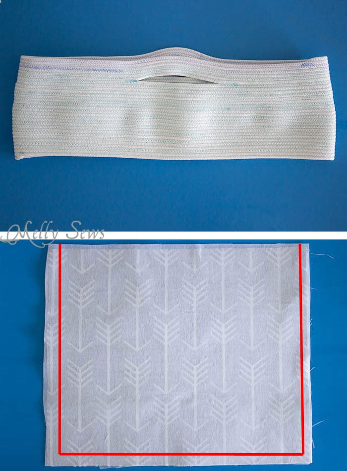 So creative! Tote bag handles made from rope - Sew a Rope Handled Tote - DIY Tote Tutorial - Melly Sews