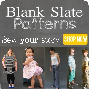 Blank Slate Patterns - Sew Your Story
