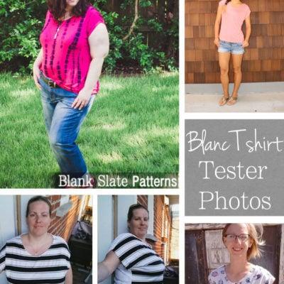 Blanc Tester Photos