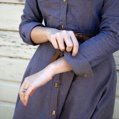 Novelista Dress Hack with Dixie DIY – Blank Slate Sewing Team