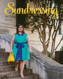 Parlin Dress from Sundressing, by Melissa Mora