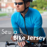Sew a Bike Jersey – Adapting a Women's Pattern for Men