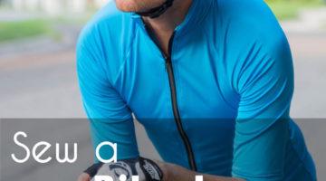 Sew a Bike Jersey – Adapting a Women's Pattern for Men