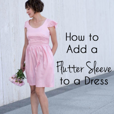 How to Add a Sleeve to a Dress – Flutter Sleeve Tutorial