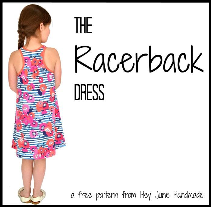 Racerback Dress by Hey June Handmade for Melly Sews (30) Days of Sundresses