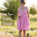 Sundressing Bonus Dress – the Laguna Wrap Sundress