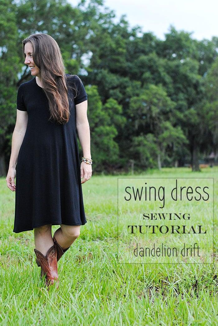 Swing Dress by Dandelion Drift for Melly Sews (30) Days of Sundresses