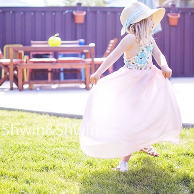(30) Days of Sundresses with Shwin and Shwin