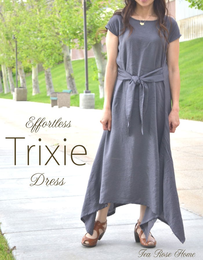 Trixie Dress by Tea Rose Home for Melly Sews (30) Days of Sundresses