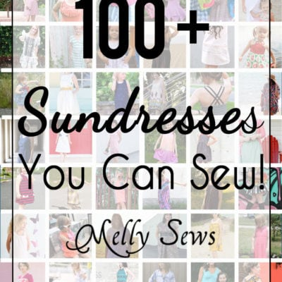 100+ Sundresses You Can Sew!
