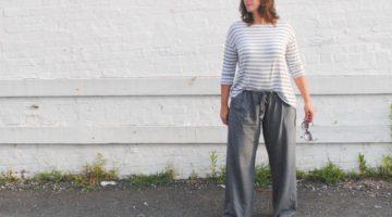 Oceanside Pants with Beatnik Kids – Blank Slate Sewing Team
