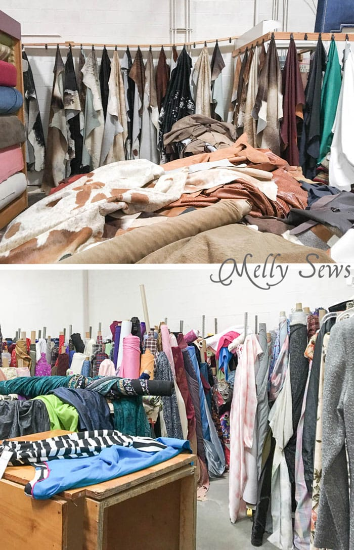 Home Decore Fabrics - Warehouse Fabric Shopping in Dallas - a Guide to Inexpensive Fabric - Melly Sews