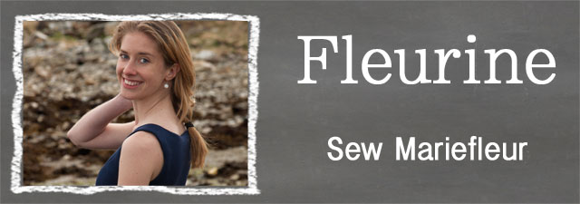Fleurine of Sew Mariefleur