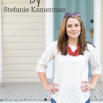 Shoreline Boatneck with Stefanie Kamerman