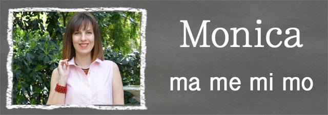 Monica of Ma Me Mi Mo