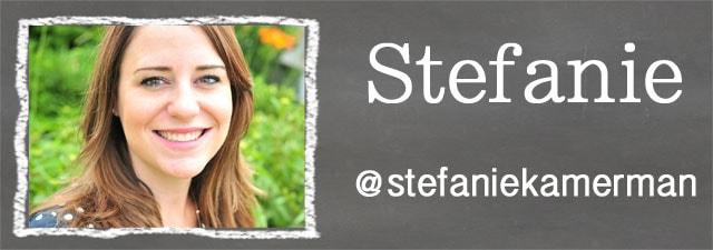 Stefanie of @stefaniekamerman on Instagram