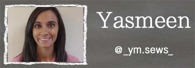 Yasmeen - of @_ym.sews_