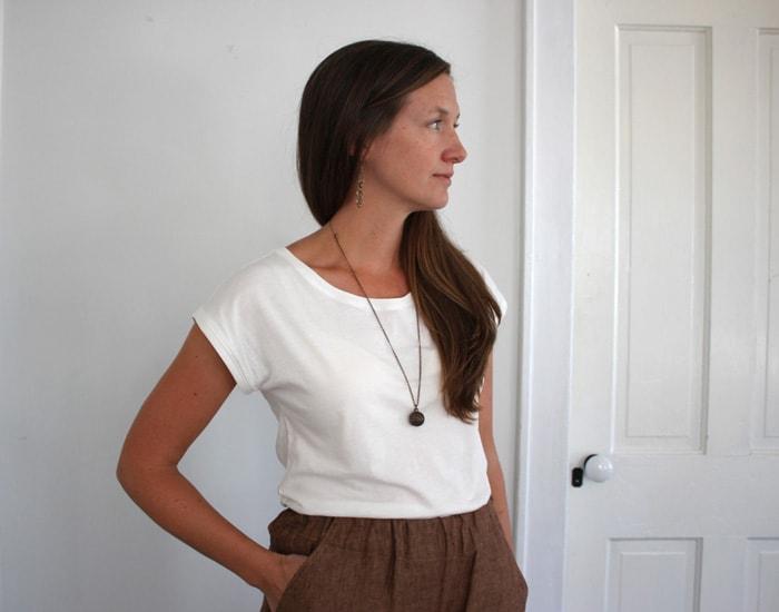 blank t shirt by blank slate patterns sewn by sweetkm