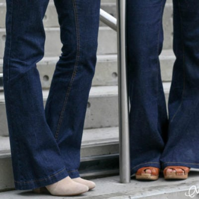Ginger Flares Pattern – Become a Sewing Jean-ious