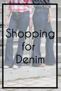 Guide to shopping for denim - Jean-ious sewing