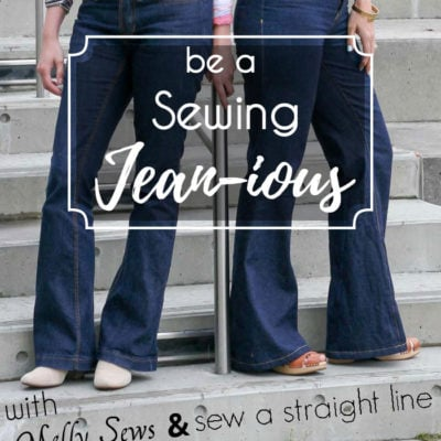How to Sew Your Own Jeans