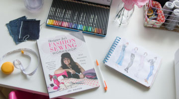 Book Review – Designer Joi's Fashion Sewing Workshop