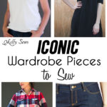 Four Pieces to Sew for Every Closet – Wardrobe Staples