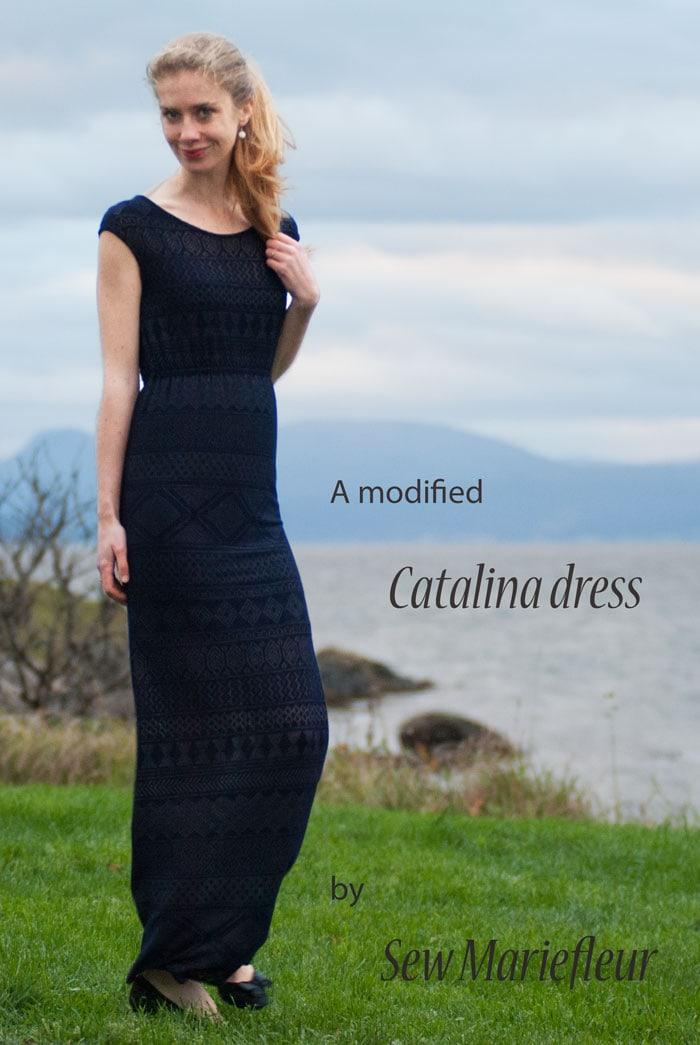0d078402938 Catalina Dress with Sew Mariefleur