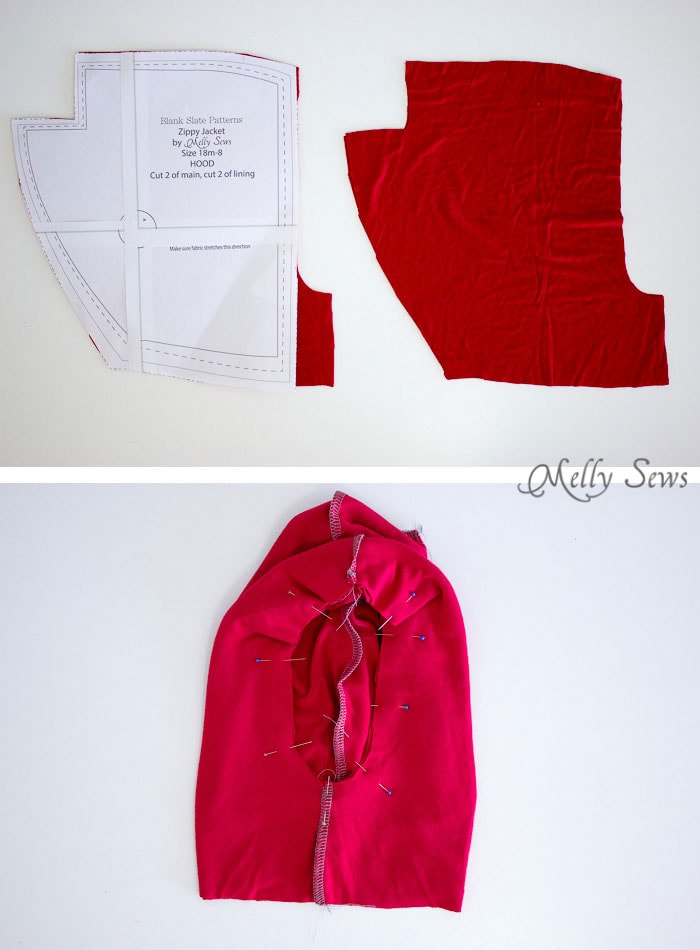 Step 1 - DIY Card Soldier Costume from Alice in Wonderland - Tutorial by Melly Sews