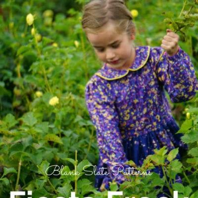 Fiesta Frock with Froelein Tilia